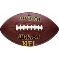Bola De Futebol Americano Wilson Mvp Nfl - Unissex