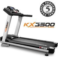 Esteira Kikos Kx3500 - Unissex