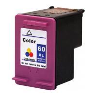 Cartucho Compatível Hp 60Xl Color - F4480 D110 C4680 F4280 Com 12,5Ml