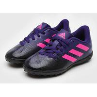 Chuteira Adidas Infantil Artilheira Iv Society Jr Roxa