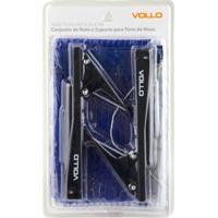 Rede Tênis De Mesa Com Suporte Alicate Em Nylon - Vollo Vt605