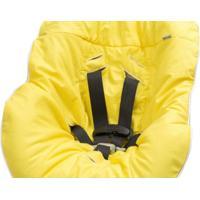 Capa Protetora Para Bebê Conforto Poá Tribeca Enxovais Amarelo