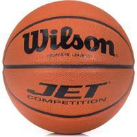 18ec9a3ee5 Netshoes  Bola De Basquete Wilson Ncaa Jet Competition Natural - Tamanho 7  - Unissex