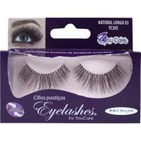 Cílios Postiços You Care Eyelashes Natural Longo 03 Ref-205