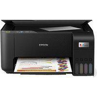 Impressora Multifuncional Epson Ecotank L3210, Colorida, Usb, Bivolt, Preta - C11Cj68302