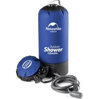Ducha De Pressão Outdoor Shower Camping 11 Litros - Naturehike