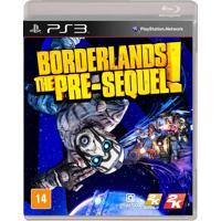 Jogo Borderlands: The Pre-Sequel! Para Playstation 3 (Ps3) - 2K
