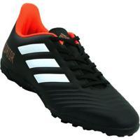 bbfeafb5a1fe4 Netshoes  Chuteira Society Adidas Predator Tan 18 4 Tf - Unissex