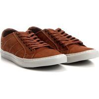 Sapatênis Couro Shoestock Nobuck Color Masculino - Masculino