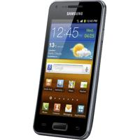 "Smartphone Samsung Galaxy S Advance Preto - 3G - Bluetooth - 5Mp - Tela 4"" - Dual Core - Android 2.3"