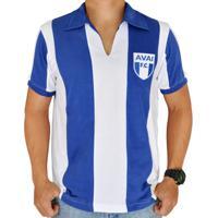 Camisa Retrô Mania Avaí 1960 - Masculino