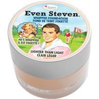 Base Em Mousse The Balm - Even Steven Lighter Than Light - Feminino-Incolor