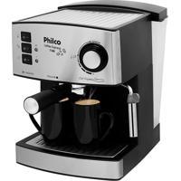 Cafeteira Philco Coffee Express 15 Bar Filtro Permanente 127V