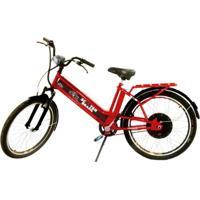 Bicicleta Elétrica Scooter Brasil 800W, 48V 12Ah, Aro 26 Daytona
