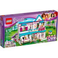 Lego Friends - A Casa Da Stephanie - 41314 - Feminino-Incolor