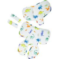 Protetor Para Bebê Conforto /Cadeirinha De Carro Momis Petit - Dinos