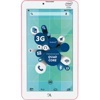 Tablet Dl Socialphone 3G 8Gb Tela 7 Dual Chiptx316