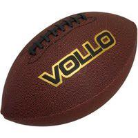 Bola Futebol Americano Vollo Pvc Vf001/02