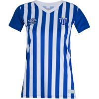 Camisa Do Avaí I 2019 Umbro - Feminina - Azul