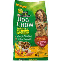 Ração Para Cães Dog Chow Adultos Raças Pequenas 1Kg