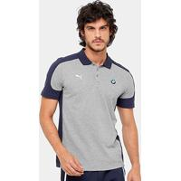 Camisa Polo Puma Bmw Masculina - Masculino