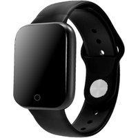 Relógio Smartwatch Inteligente Notificação Aplicativos Android E Ios - Preto