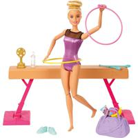 Barbie Careers Ginasta Com Acessã³Rios Mattel - Roxo - Feminino - Dafiti