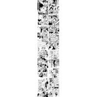 Papel De Parede Adesivo Mangá Zatch Bell (0,58M X 2,50M)