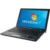 "Notebook Philco Phn 14A3-R444Wp - Rosa - Intel Core I3-330M - Ram 4Gb - Hd 500Gb - Tela 14"" - Windows 7 Home Premium"