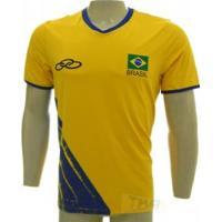 Camisa Olympikus Cbv Masculina Jogo Sn 16/17 Amr - Olympikus