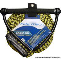 Cabo Reboque Ski 22 Metros Para Esportes Aquáticos - Nautika 432500