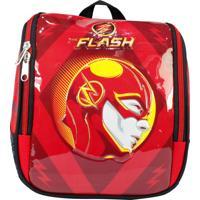 Lancheira The Flash La32243Fm Vermelha