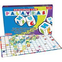 Jogo Algazarra Brincando Com Palavras Multicolorido