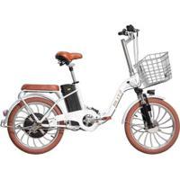 Bicicleta Elétrica Blitz Life Aro 20 Lítio 350 W - Unissex