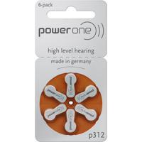 Bateria P/ Aparelho Auditivo Power One P-312