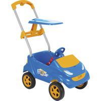 Carrinho Infantil De Passeio Homeplay Baby Car Azul