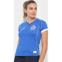 Camiseta Cruzeiro 2003 Nº 10 Especial Feminina - Feminino