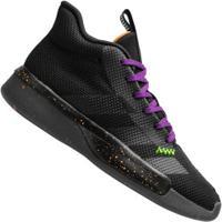 Tênis Cano Alto Adidas Pro Next 2019 - Masculino - Preto