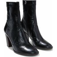 Marc Jacobs Bota The Ankle Boot - Preto