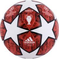 ... Bola De Futebol De Campo Adidas Final Da Champions League Madrid 2019  Capitano - Vermelho  7ada3f2c7470d