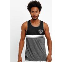 Camiseta Regata Adidas Nba Wntr Brooklyn Nets - Masculino