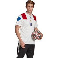Camisa França 2020 Nº 10 Adidas Masculina - Masculino
