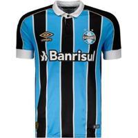 Camisa Umbro Grêmio I 2019 Jogador Com Número - Masculino