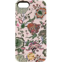 Tory Burch Case Para Iphone 8 - Rosa