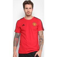 Camiseta Manchester United 3S Adidas Masculina - Masculino