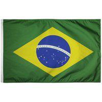 Bandeira Brasil Torcedor 2 Panos