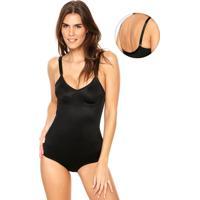 Body Modelador My Lady Amamentação Preto