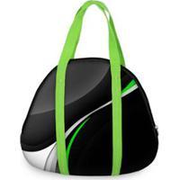 5db568e4c Netshoes; Bolsa Concha Fitness Sem Bolso Simple Green Wave - Feminino