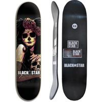 Shape De Skate Black Star Chica 8.0 - Unissex