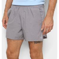 Short Nike Dri-Fit Challenger 5 In Bf Masculino - Masculino-Cinza
